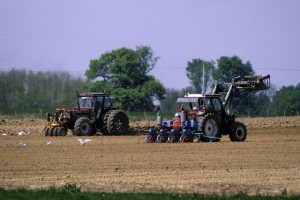 Les changements de l'agrosystème