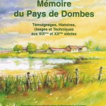 """Couverture du livre """"Mémoire du Pays de Dombes"""", par l'Association pour la Mise en valeur du Patrimoine de la Dombes"""