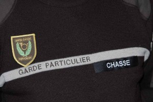 Garde-chasse particulier