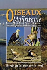 """Couverture du livre : """"Oiseaux de Mauritanie"""""""