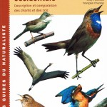 "Photo de couverure du ""Guide des chants d'oiseaux d'Europe Occidentale"", d'André Bossus et François Charron"