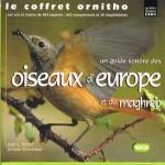 """Photo de pochette du """"guide sonore des oiseaux d'Europe et du Maghreb"""", de J.C. Roché et J. Chevereau"""