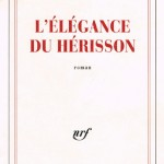 """Couverture du livre """"L'élégance du Hérisson"""" de Muriel Barbery"""
