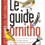 """Couverture du livre : """"Le guide ornitho"""" de Mullarney, Svensson et collaborateurs, édité par Delachaux & Niestlé"""