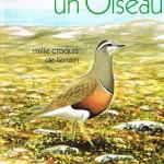 """Couverture du livre """"Un jour un oiseau"""""""